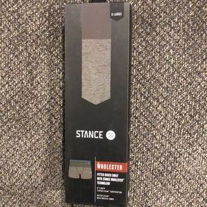 Stance Men's Fitted Boxer Brief NWT